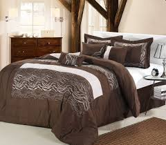 winsome design brown king size comforter set chocolate bedding sets on epistat co blue and 8 piece