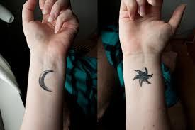 наколка месяц и звезда значения каталог наколок татуировки с