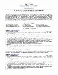 Recruiter Resume Template Best Of Hr Coordinator Resume Sample