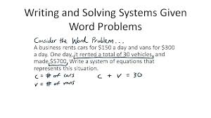 solving linear equations word problems worksheet activities slope intercept form converting from standard equat