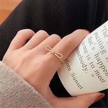 Женское <b>кольцо с</b> геометрическим узором, простое Золотое ...