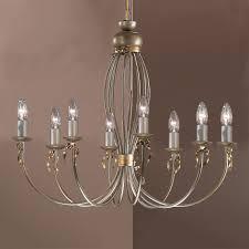Lowes Lighting Sale Classic Lighting 3658 Sg 8 Light Belluno Chandelier Atg