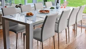 The Most Sweetlooking Extendable Dining Table Seats 12 All Dining Room  About Extendable Dining Table Seats 10 Designs ...