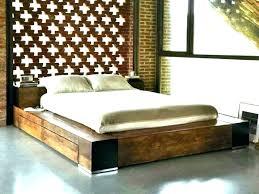 low profile platform bed queen – chedda.info