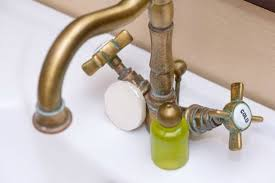 how to clean inside a bathtub faucet new green stains in tub and around fixtures