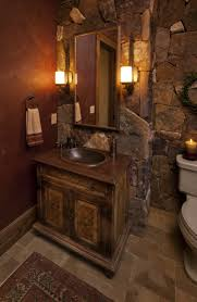 Rustic Sconces Vanity Lights Western Lamps Rustic Wooden Candle - Candles for bathroom