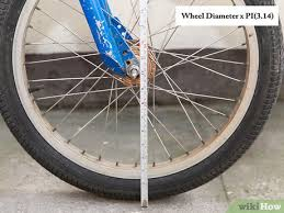 3 ways to mere a bicycle wheel wikihow