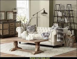 chic industrial furniture. Industrial Chic Style Decorating Ideas - Decor Gears City Furniture E