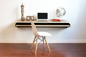 wall mounted table ideas