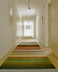 hma residences modern hall los angeles hanrahan rug runners