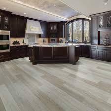 75 Beautiful Vinyl Floor Kitchen With Dark Wood Cabinets Pictures Ideas April 2021 Houzz