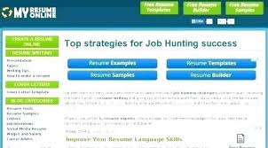 Resume Maker Free Online Cool Resume Maker Free Online Elegant Microsoft Word Resume Builder