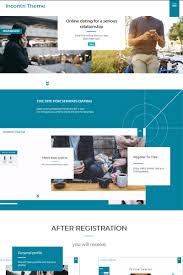 Online Dating Website Design Website Design 71012 Drupal Incontri Dating Custom Website