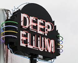 dallas design district apartments. Dallas Deep Ellum Neon Neighborhood Sign Design District Apartments