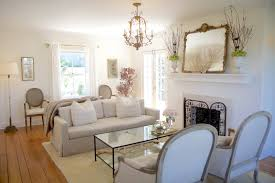 Mirrored Furniture Living Room Noras Nest Before And After Living Room Transformation