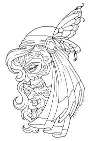 Happy Recolor Coloring Pages Picture High Definition Free Color Hair