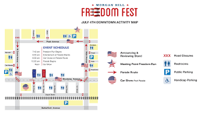 Morgan Hill 4th of July Parade | WELCOME TO THE 140TH FOURTH OF JULY ...
