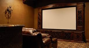 projector screen material for home theater