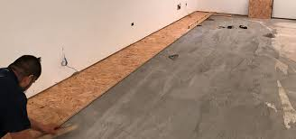 basement suloor options dricore versus plywood