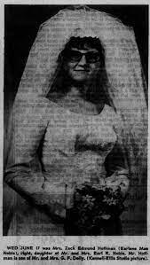 Earlene Noble becomes Mrs Zack Hoffman 1966 - Newspapers.com