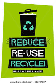 reduce reuse recycle stock images royalty images vectors reduce reuse recycle flat style vector illustration sign notice poster design