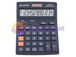 <b>Калькулятор Skainer SK-114</b>, цена 23 руб., купить Минск — Deal ...