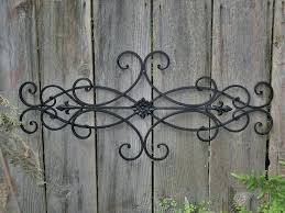 iron wall art outdoor wrought iron wall decor for garden landscaping garden idea large metal wall iron wall art
