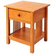 wood end table with drawers oak accent table oak wood small oak side table with drawers