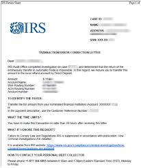 Irs Scam Leverages Hacked Tax Preparers Client Bank Accounts