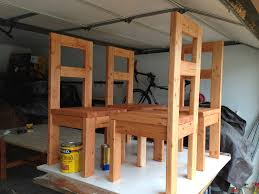 diy rustic furniture plans. Inspiration Design Dining Room Chair Plans Diy Rustic Furniture N