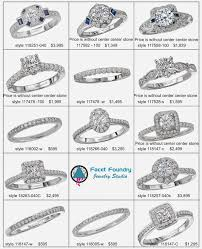 Facet Foundry Jewelry Studio Engagement Rings