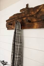 How To Make A Coat Rack With Railroad Spikes Railroad Spike Wall Hook Rack Railroad spikes Hook rack and Wood 65