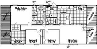 3 Bedroom Floor Plans Impressive Decoration
