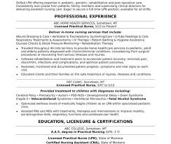 Example Lpn Resume Cover Letter For Lpn Resume Resumes New Graduate Example Cv Template 37