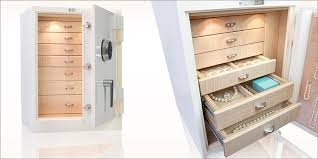 gem model 2418 pact luxury jewelry safes for home