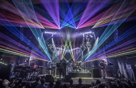Laser Light Show Colorado Lightwave International The Disco Biscuits 2017 Colorado