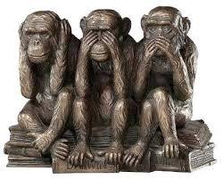 """Résultat de recherche d'images pour """"image des trois singes libre de droit"""""""