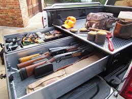 diy truck bed storage drawers plans
