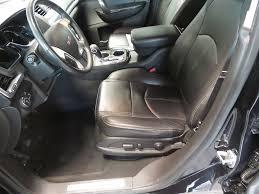 gmc acadia 2014 interior. blackcarbon black metallic 2014 gmc acadia left front interior photo in edmonton ab gmc