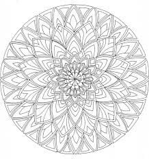 Small Picture mandala coloring pages for adults