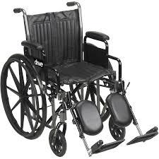 silla de ruedas pasiva / de exterior / de interior / con reposapiernas -  Silver Sport 2