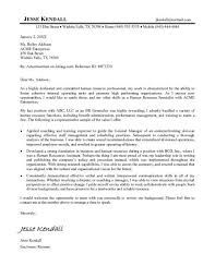 ... Resume Cover Letter Samples Human Resources With Human Resources Cover  Letter Examples ...