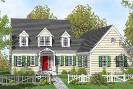 2 Story Cape Cod Home Plans For Sale  Original Home PlansCape Cod Home Plans