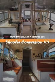 skoolie cer conversion