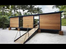 tiny beach house. Tiny Beach House By Charlotte Perriand And Louis Vuitton | Perfect Small Design