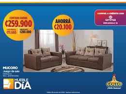 ofertas de muebles en gollotienda costa