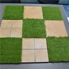 fake grass carpet. China Artificial Grass Carpet Turf For Courtyard Fake