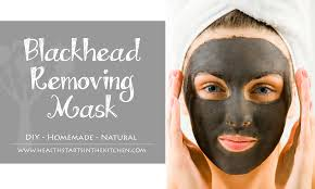 diy homemade blackhead removing mask
