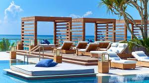 modern beach furniture. Main Pool Dune Cabana Modern Beach Furniture S
