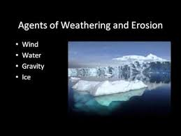 Mechanical And Chemical Weathering Venn Diagram Erosion Vs Weathering Difference And Comparison Diffen